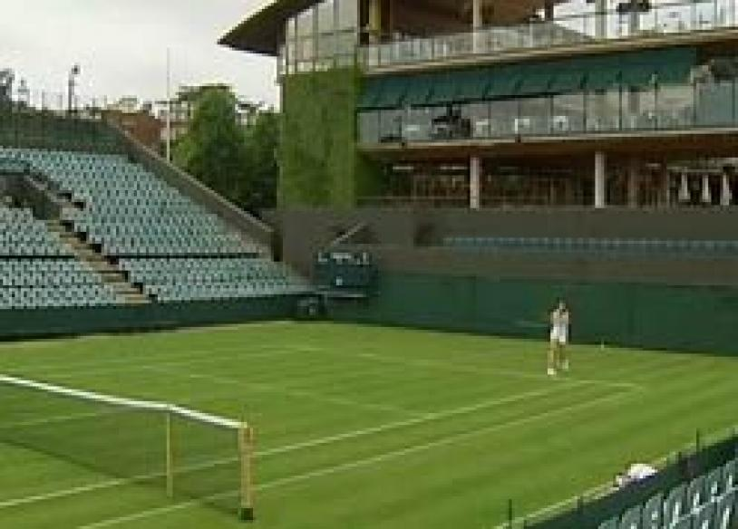 UK media says 4 matches fixed at '07 Wimbledon