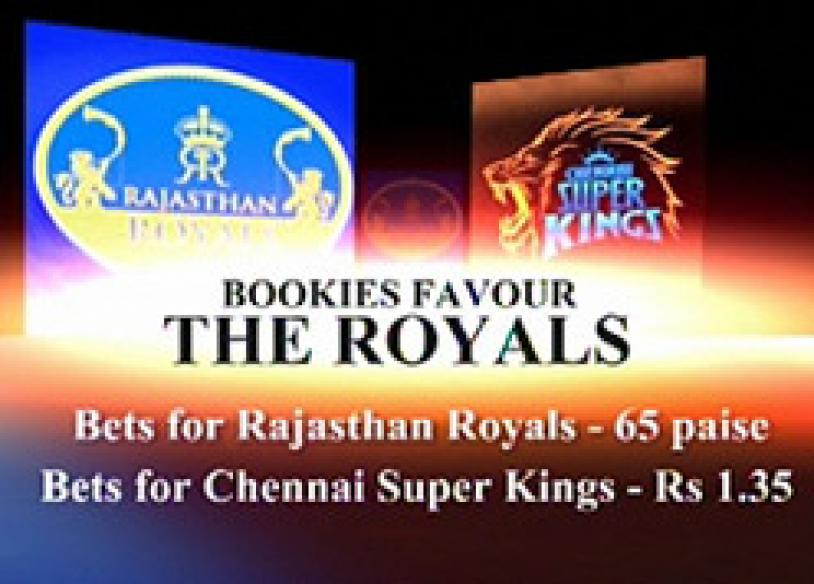 Betting royale: Bookies hope to hit an IPL jackpot