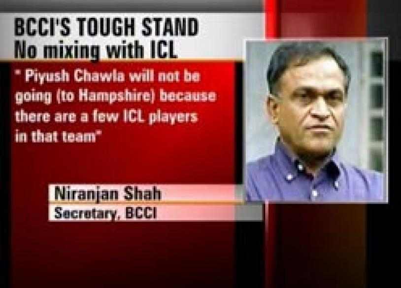 BCCI's diktat: Skip counties having ICL players