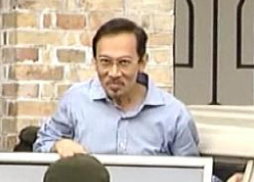 Malaysian opposition leader Anwar arrested