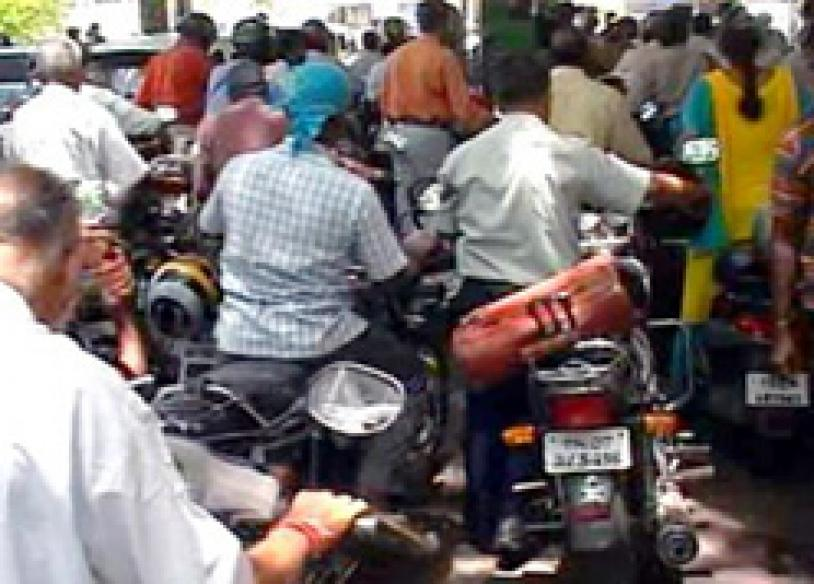Chennai fuel situation to improve: authorities