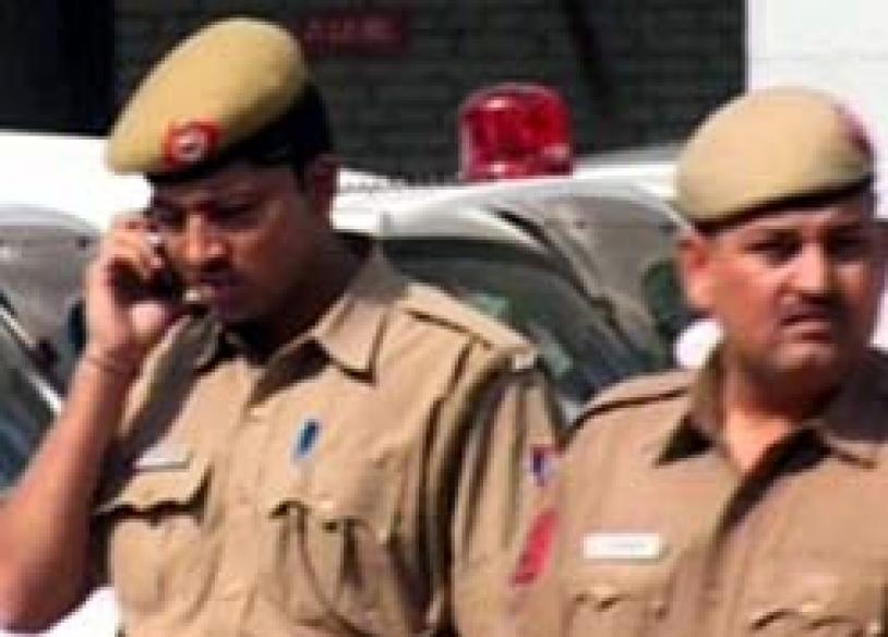 Police deploys 2,500 recruits to keep Delhi safe