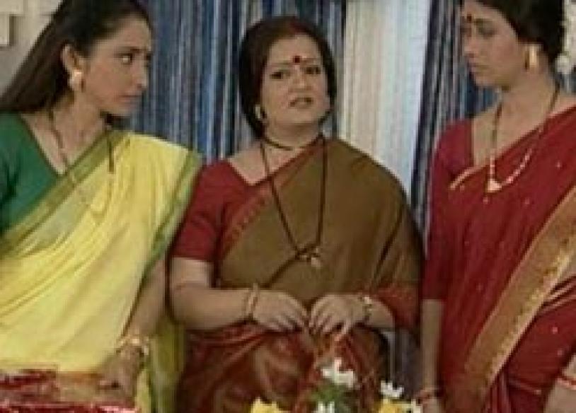 Now a 'saas-bahu' reality show