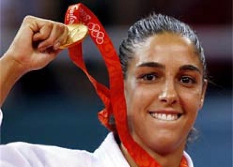 Quintavalle wins women's 57kg judo