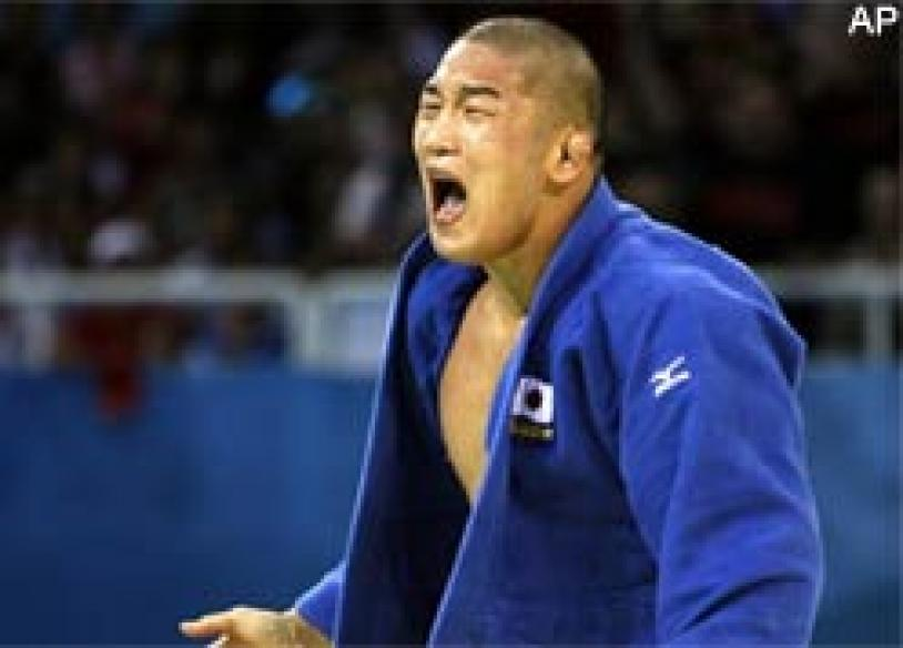 China, Japan take final judo golds