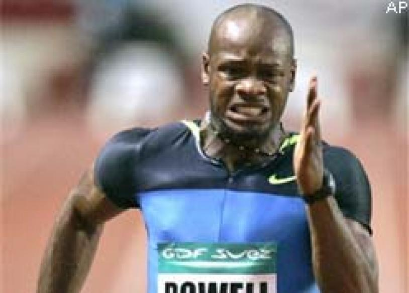 Powell not an also-ran in race for 100m glory