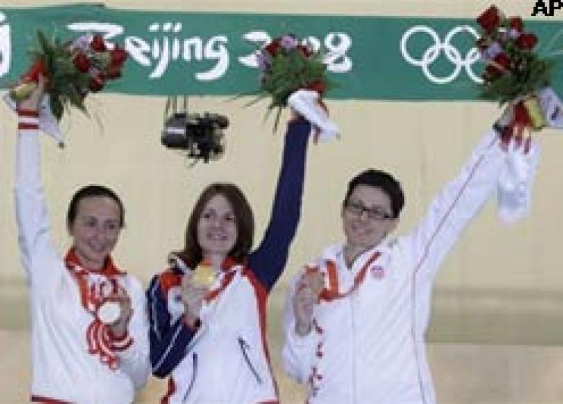 Czech shooter shatters China's first gold dream