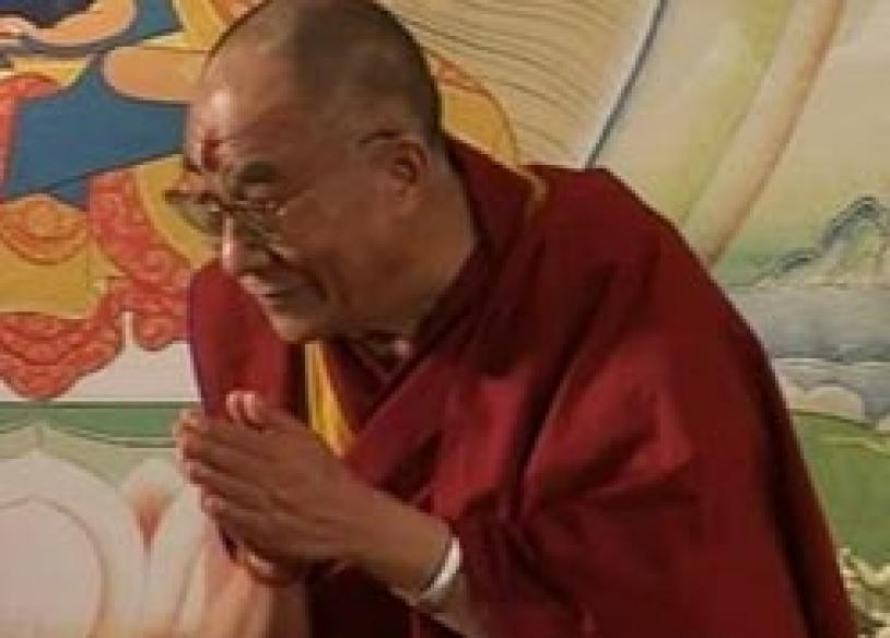 Dalai Lama ill, docs advise three-week rest