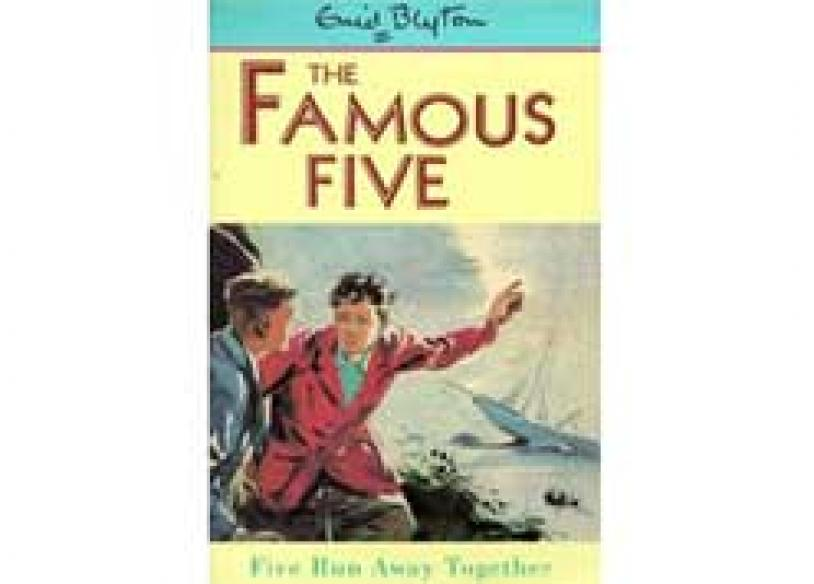Enid Blyton pips Rowling as UK's favourite author