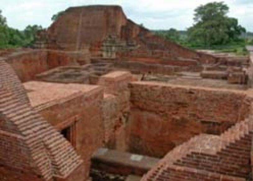 Ancient Nalanda University beckons archaeologists