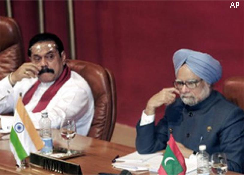 At SAARC, PM sounds war cry against terror