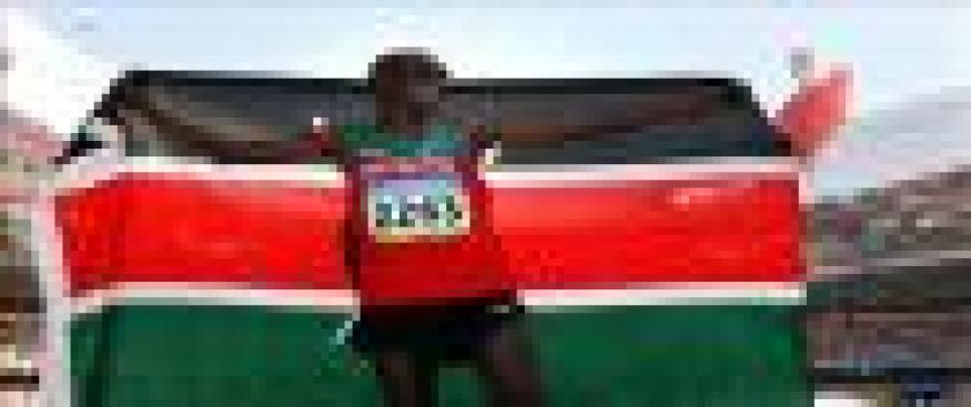 Kenya basks in marathon glory as Games draw to a close
