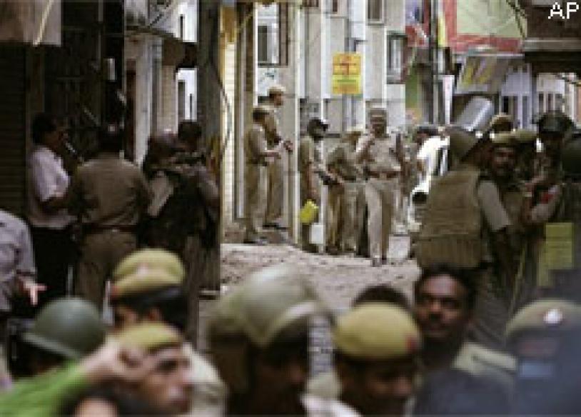 Delhi Encounter: Arrested gatekeeper moves court
