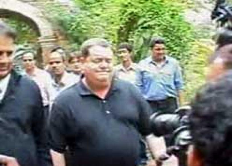 Gujarat blasts: American returns for probe