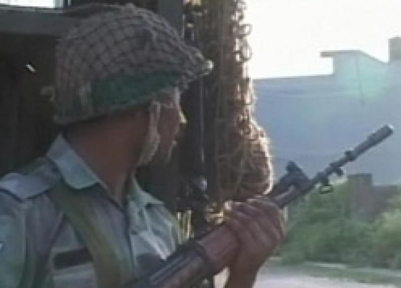 Army officer booked for 'killing' surrendered militant
