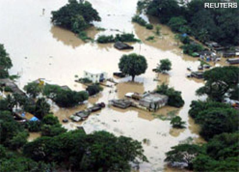 UP ravaged by floods, Army called in