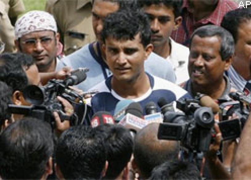 Why complain when you are leaving, Bedi asks Ganguly