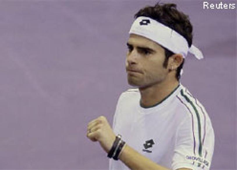 Bolelli upsets Almagro at Madrid Masters