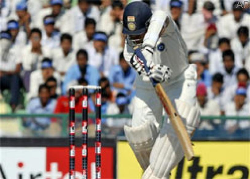 Sachin scales another peak, says he's enjoying the game