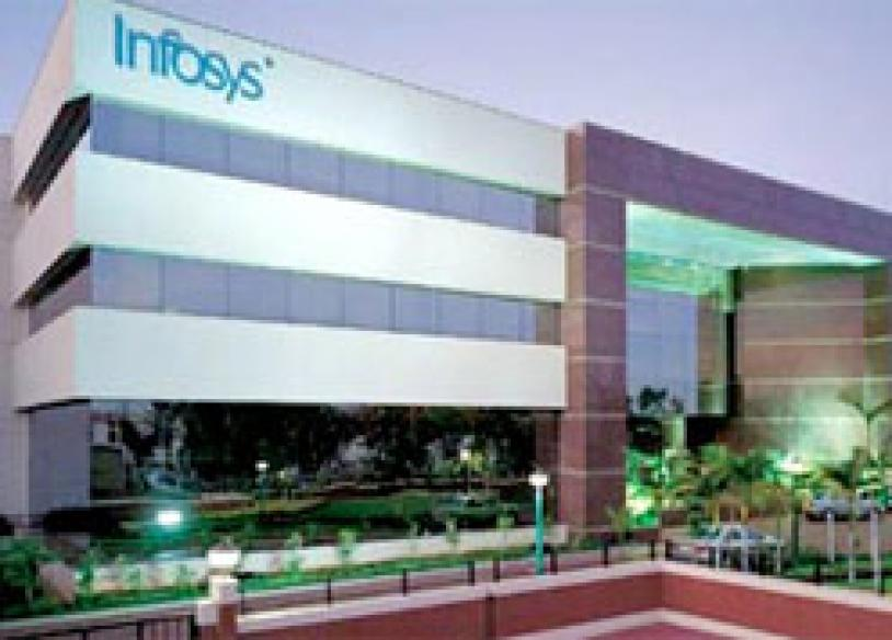Infosys Q2 net rises 30 pc, beats forecast