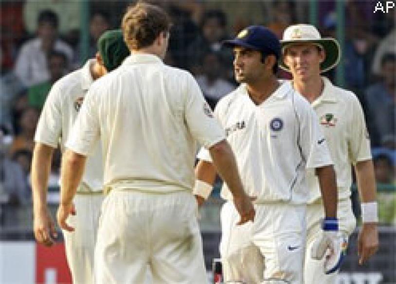 Gautam Gambhir banned for one Test match | <a href='http://www.news18.com/conversations/thread/77755.html'>Your say</a>