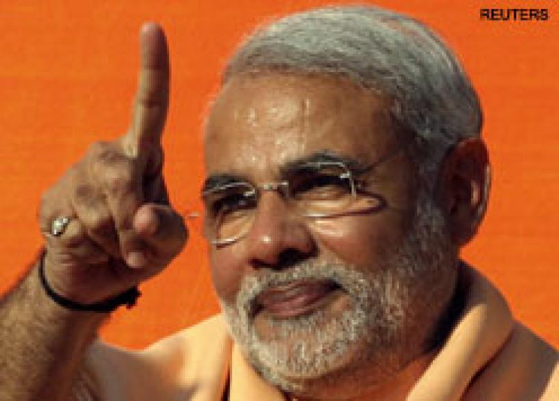 Why was Modi denied US visa, Advani asks Rice