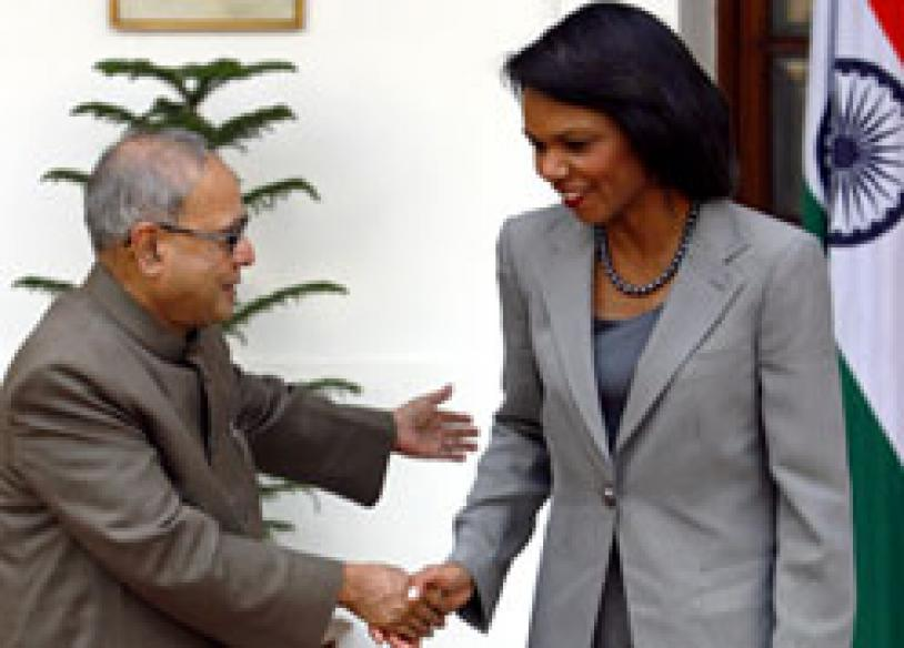 Analysis: What's the big deal?</a> | <a href='http://www.news18.com/news/done-deal-india-us-seal-landmark-nuclear-pact/75559-3.html'>Pranab, Rice sign 123 pact</a>