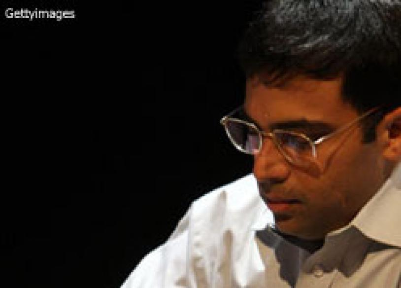 Anand retains world chess title | <a href='http://features.ibnlive.in.com/packages/congratulate-anand.php'>Gift bouquet</a> | <a href='http://www.news18.com/conversations/thread/77613.html'>Wish<a />