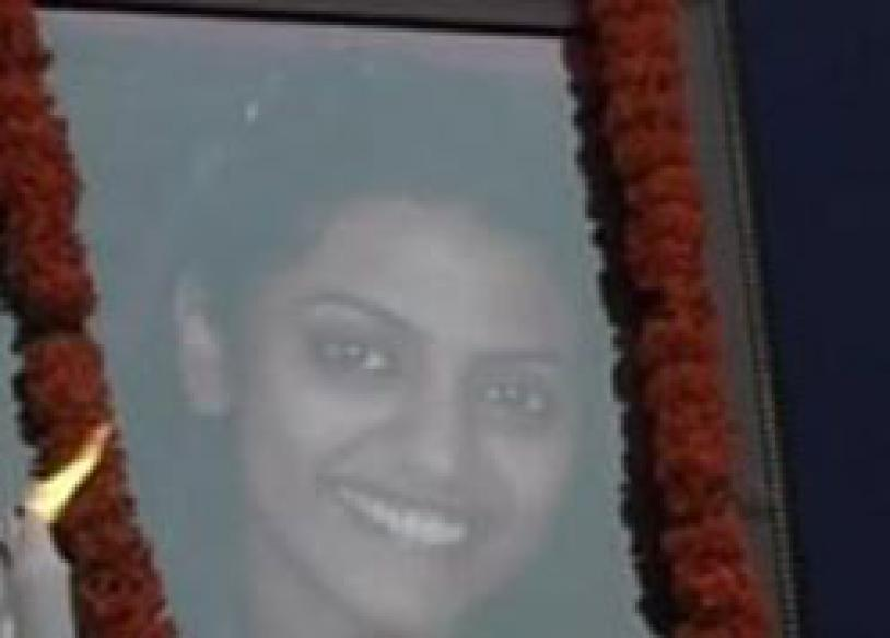 Slain journo Soumya Viswanathan honoured by Stockholm