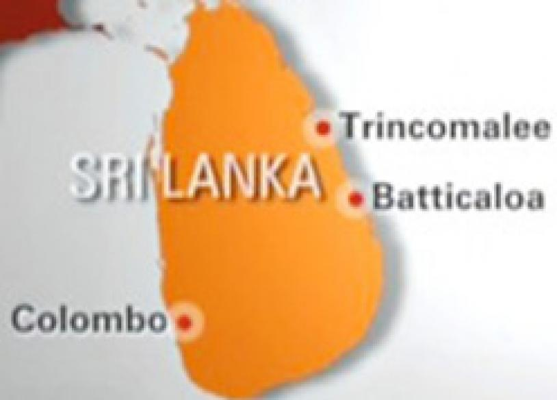Suicide bomber kills 5 in Sri Lanka capital