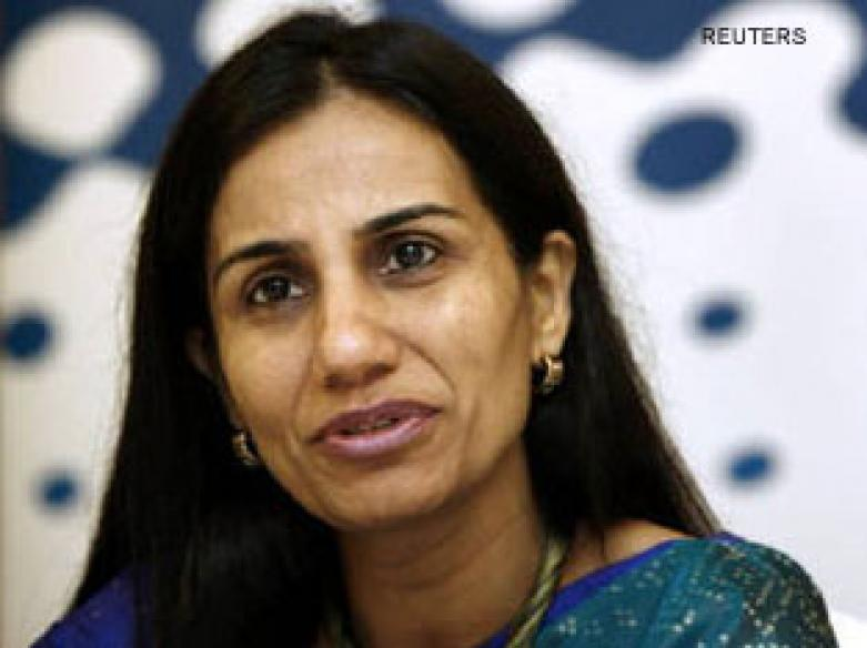 Chanda Kochhar to be ICICI Bank CEO from May 2009