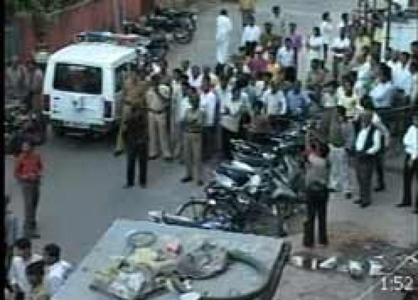 Bomb found in Nagpur hospital after call to doc