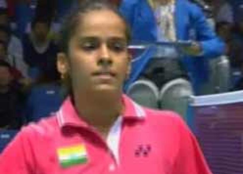 Saina makes it to the women's badminton top 10 ranking