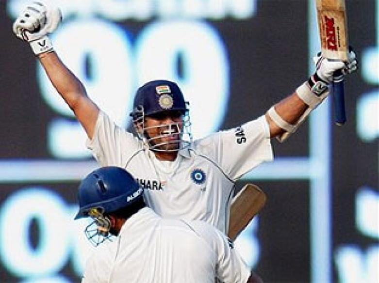 Sachin says 'very, very special' ton is for Mumbai