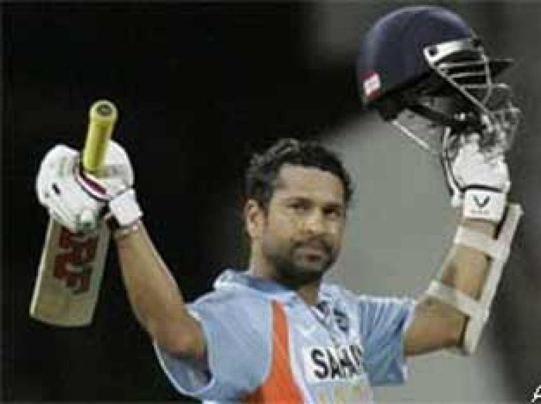 Sachin Tendulkar,  the best India role model: poll