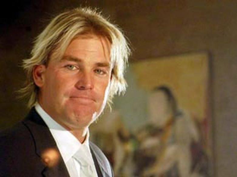 Poll shows Australians want Shane Warne as PM