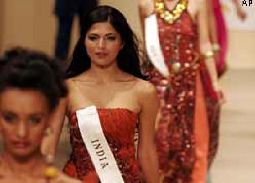 Ms India reaches Miss World final round