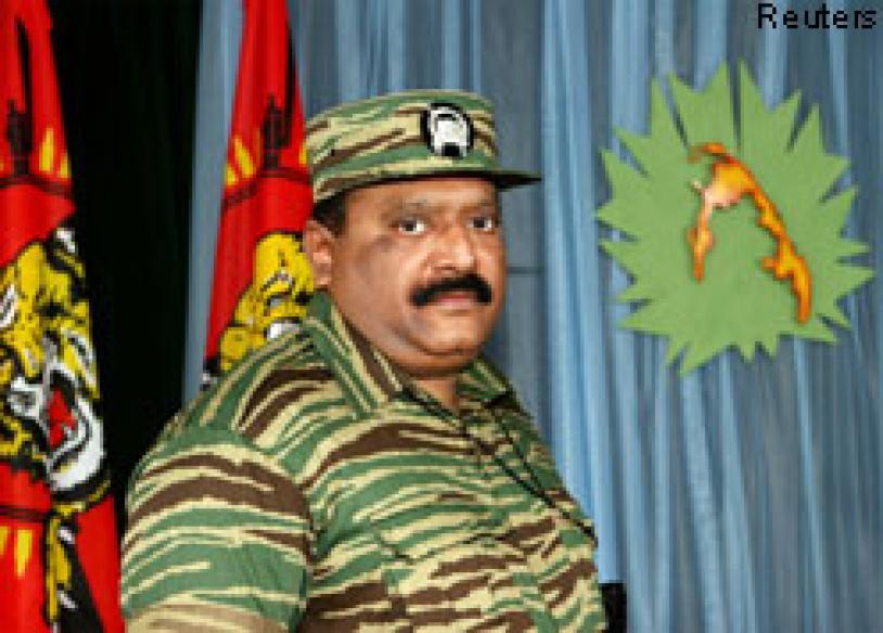 Sri Lankan forces take over last LTTE bastion