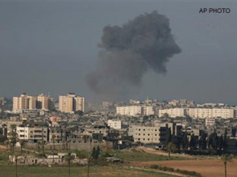 Israeli operation's day 15, Gaza death toll up to 854