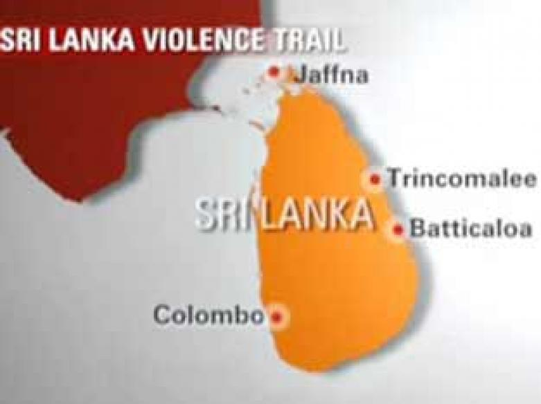 Two injured in Colombo blast