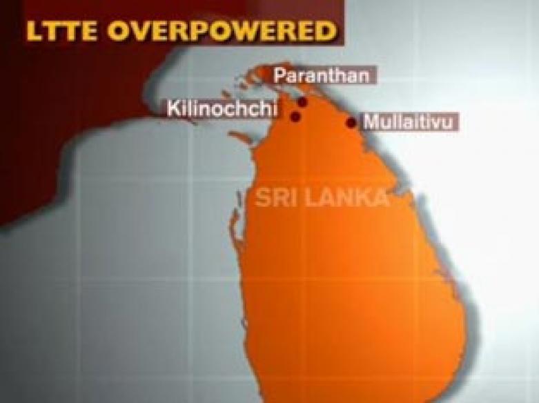Sri Lanka promises India, will respect 'safe zone'