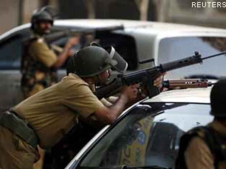 Mumbai terrorists had British link: MI5 chief