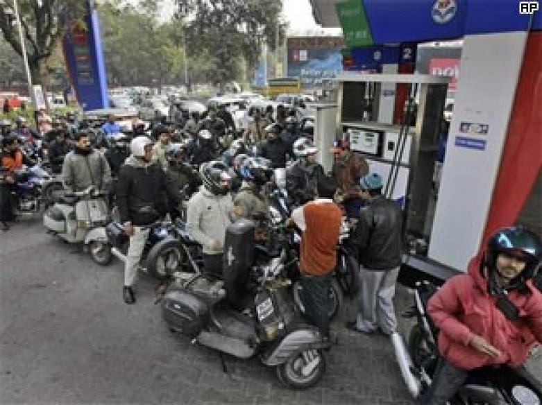 Oil strike ends, customers take a sigh of relief