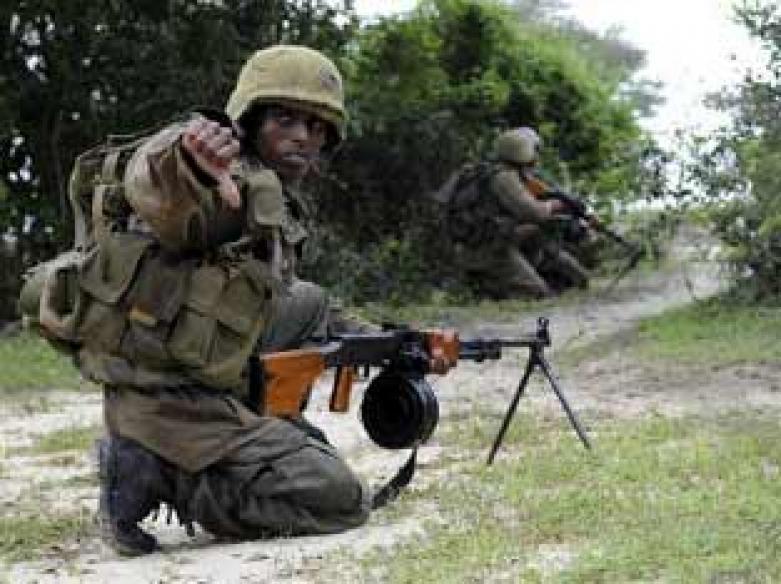 Troops overrun key LTTE defences, capture Palai town