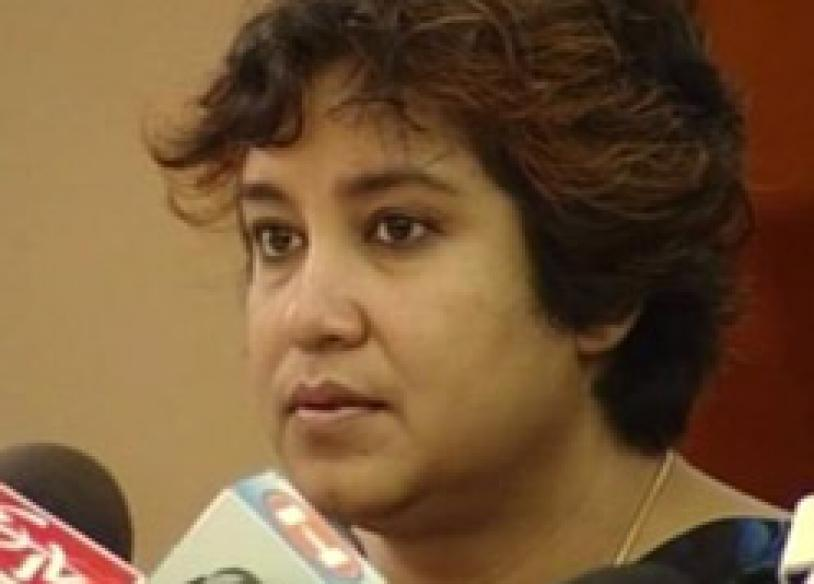 India has denied me shelter, says Taslima in exile