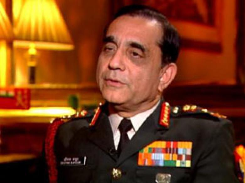 Army is not an attractive career option: General Kapoor