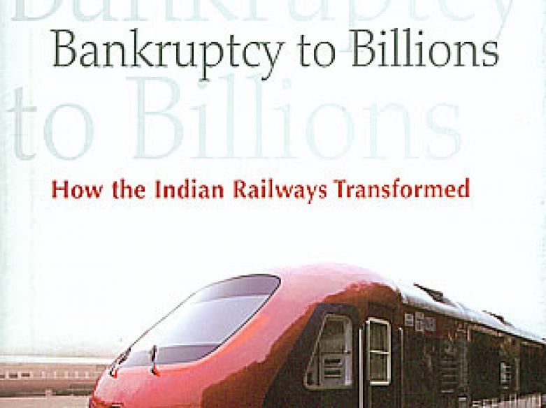 <i>Bankruptcy to Billions</i>, how Lalu milked the jersey cow