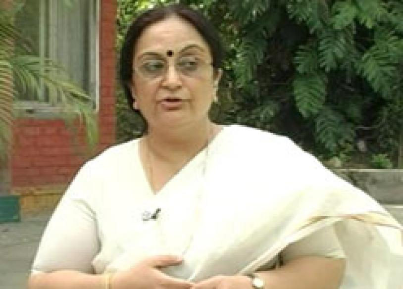 Brave mom Neelam Katara may contest polls for Cong