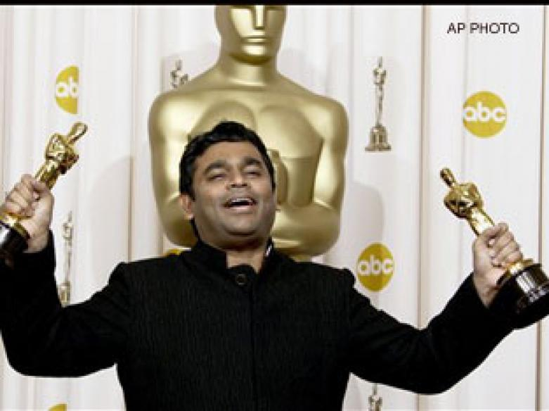Rahman nervous before Oscars, finally left it to God