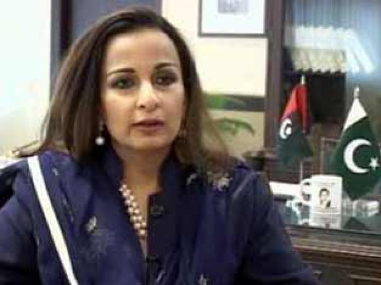 Pak will never compromise on Kashmir: Sherry Rehman